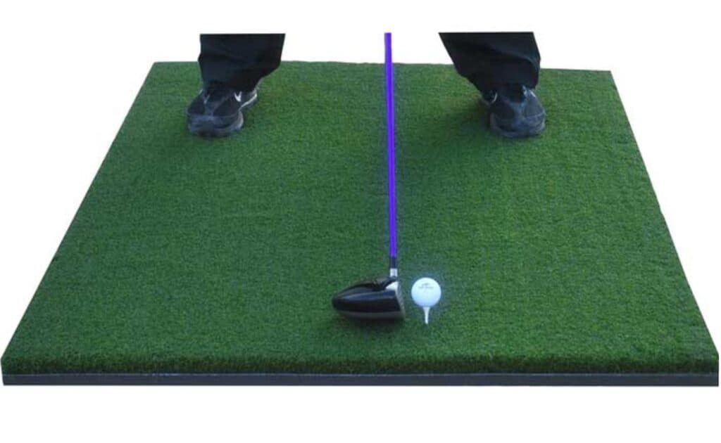 Cimarron Tee-Line High Density Golf Mat