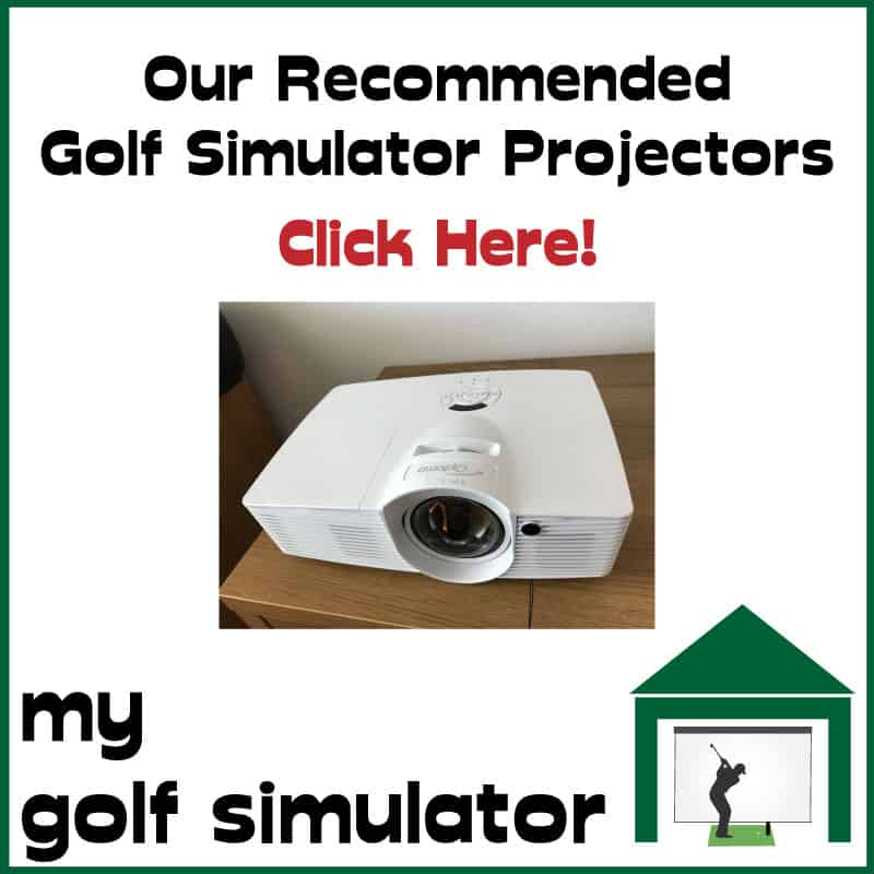recommended projectors